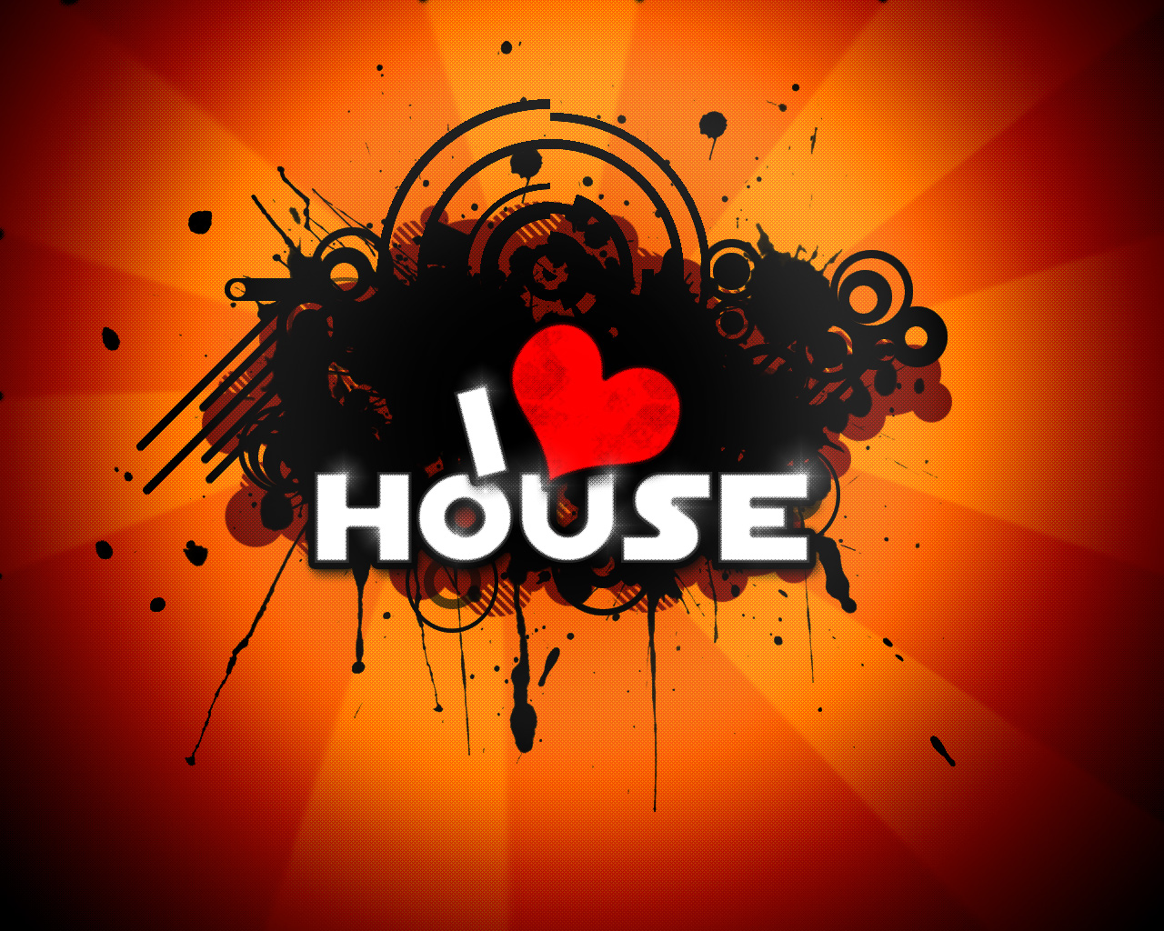 House music for House of music